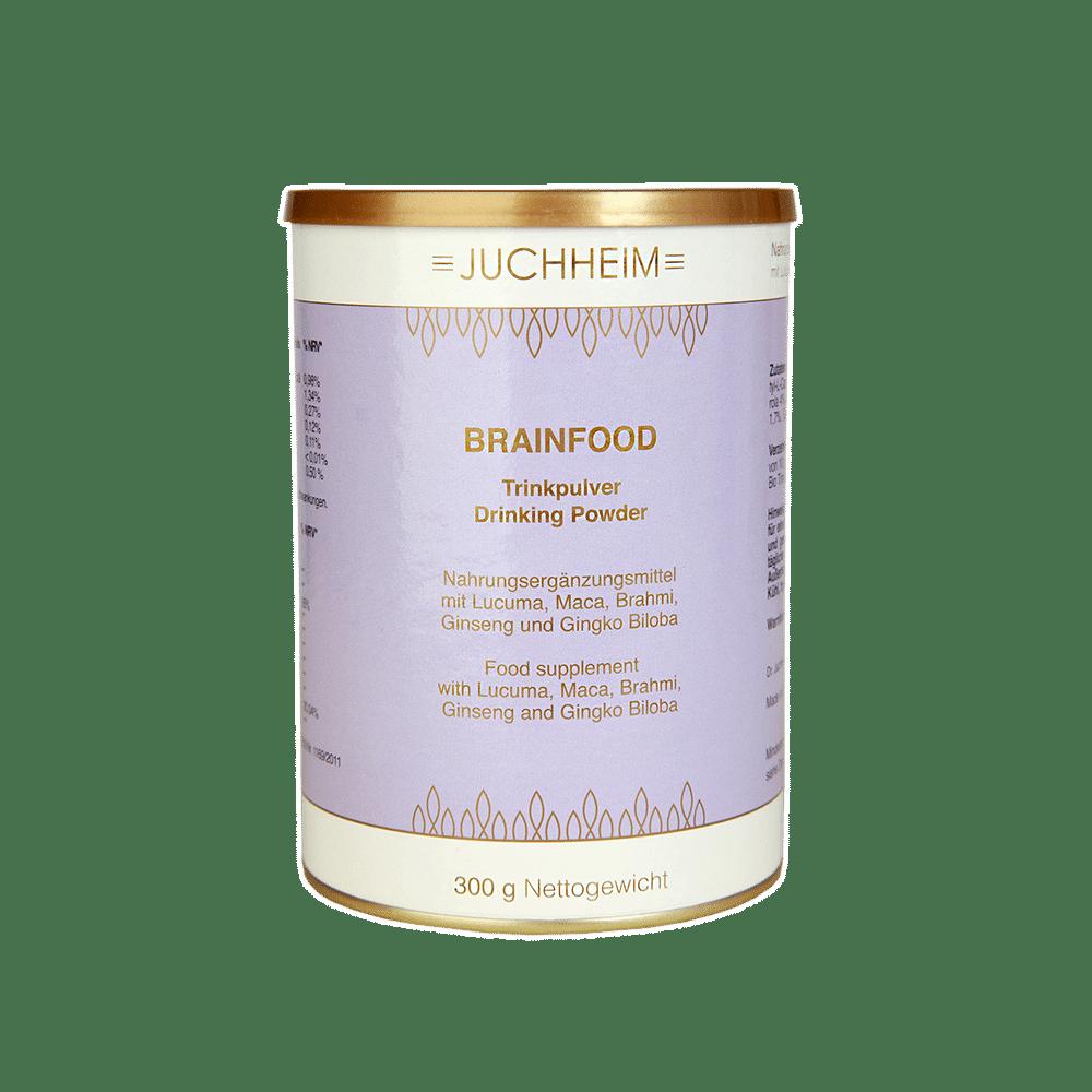Juchheim Brainfood Trinkpulver