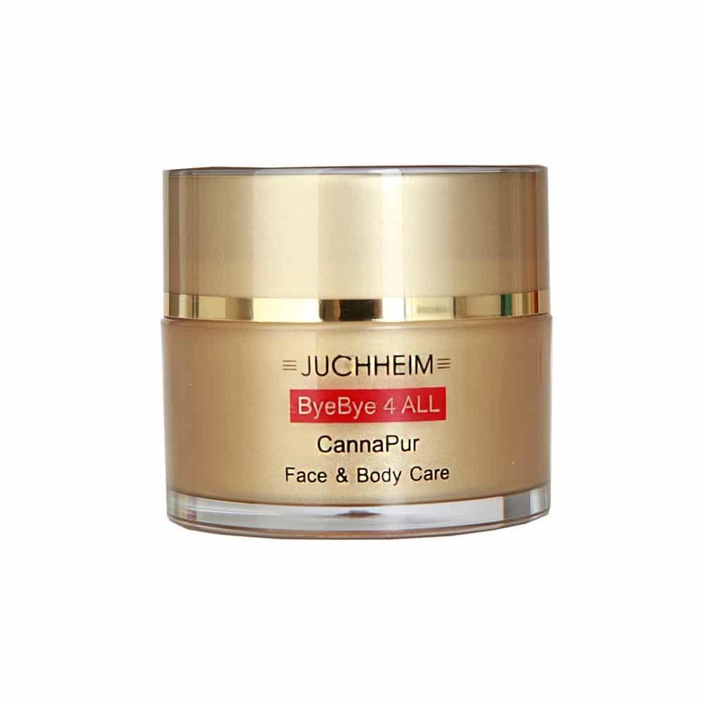 Dr. Juchheim ByeBye 4 All CannaPur Wundschutz Creme