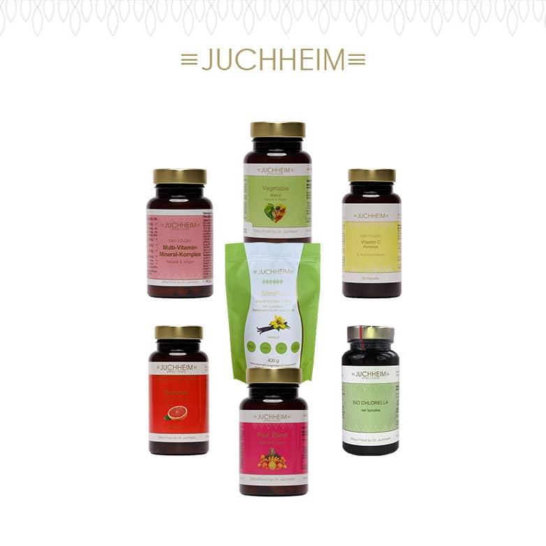 Dr. Juchheim Detox Set SlimPur Drink