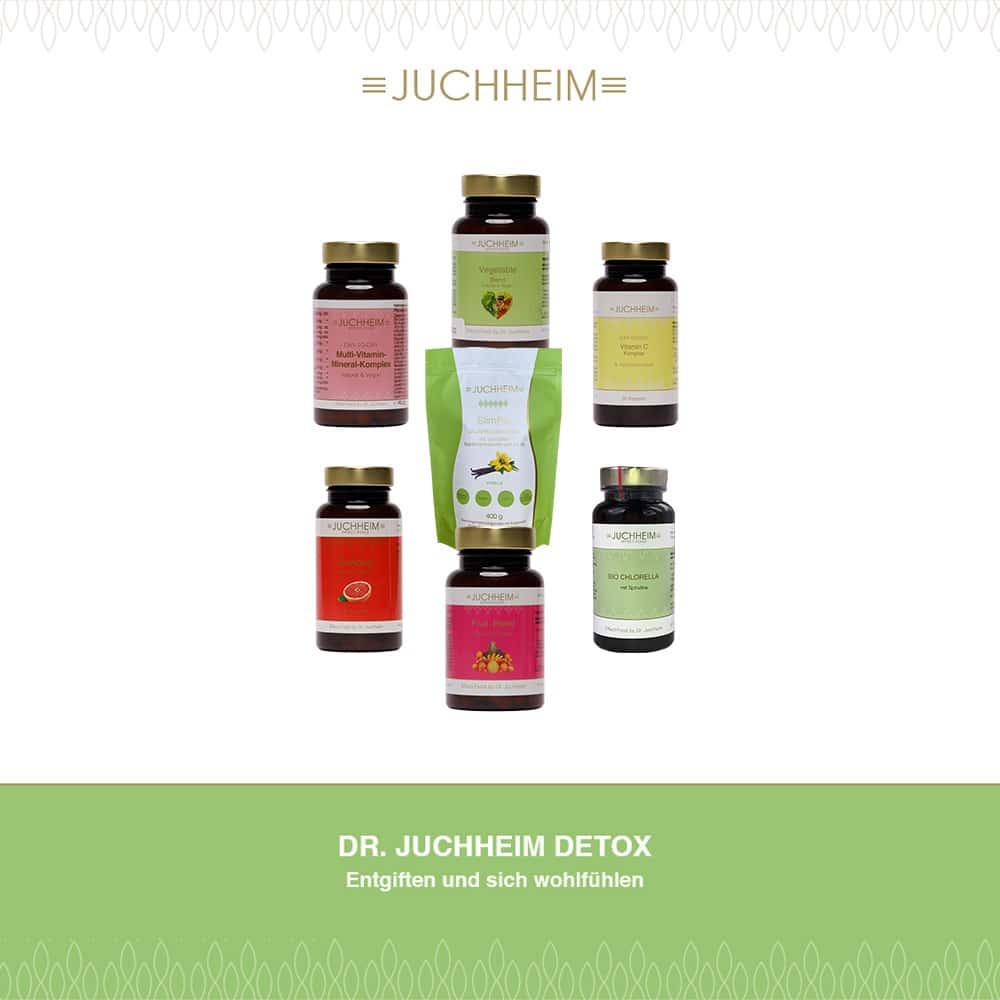 Dr. Juchheim Detox Set
