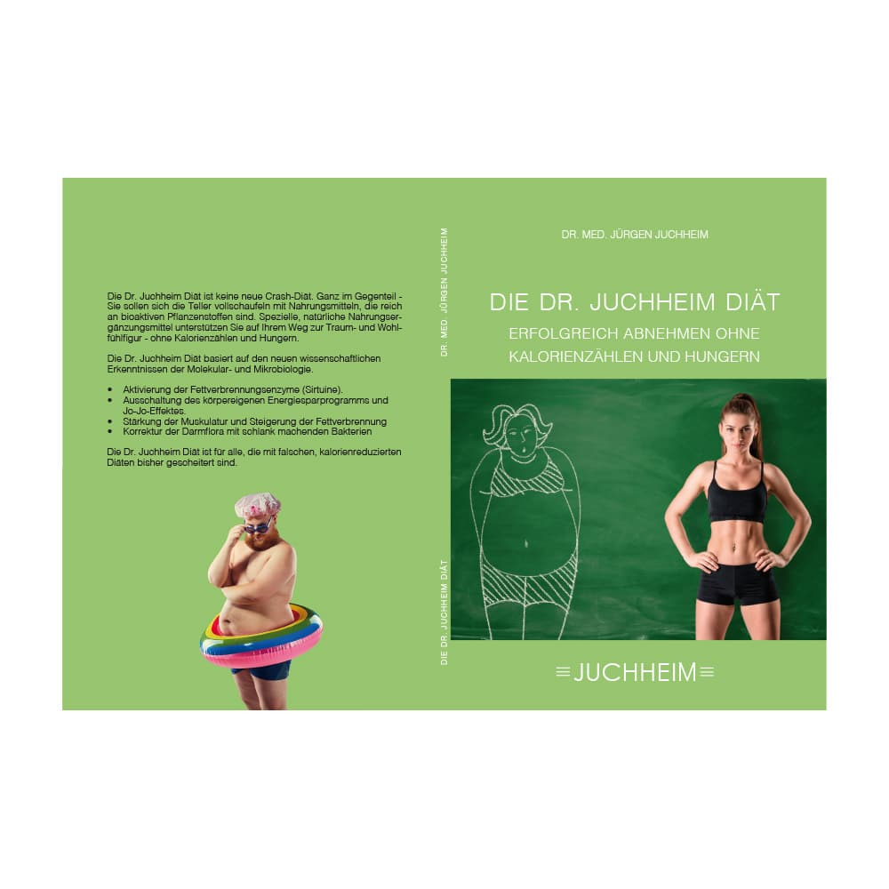 Die Dr. Juchheim Diät Buch