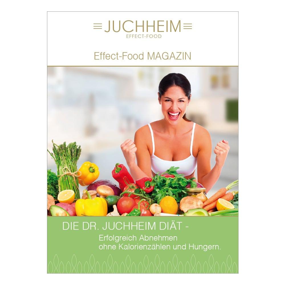 Die Dr. Juchheim Diät Effekt Food Magazin