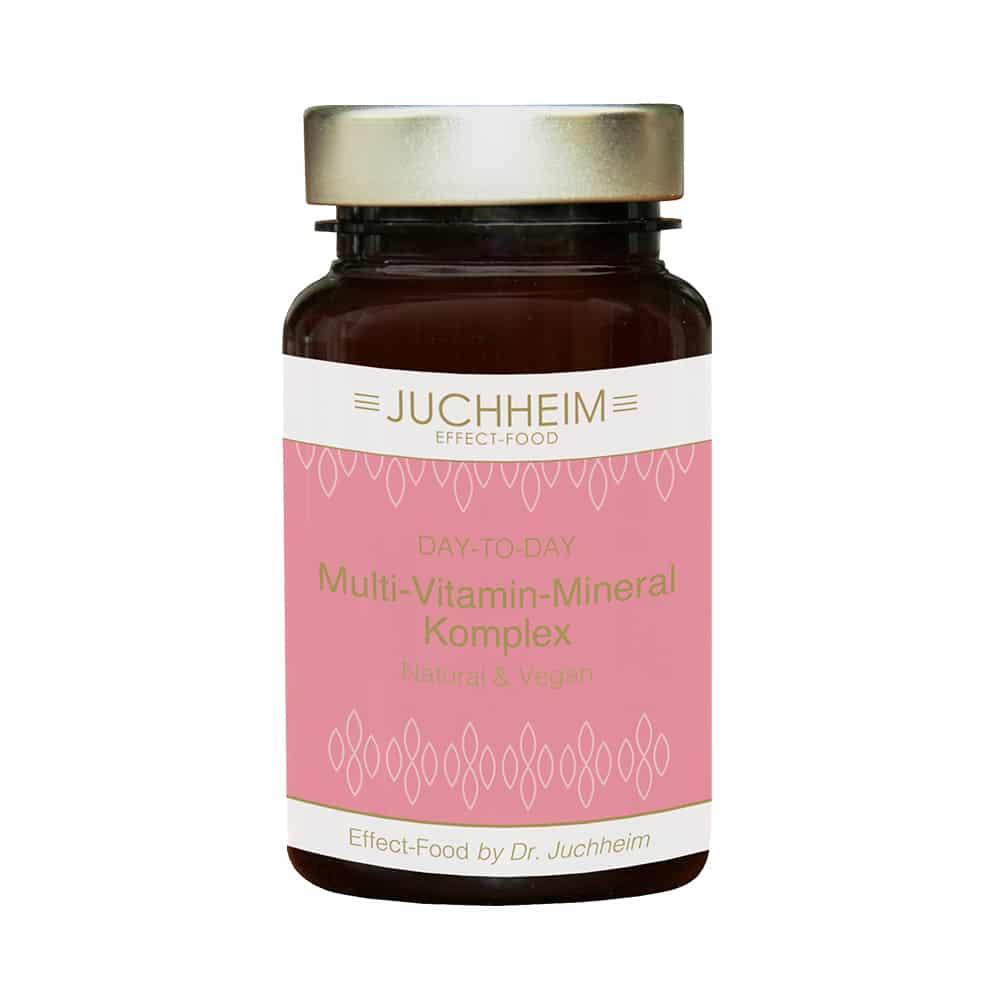 Dr. Juchheim Multi-Vitamin-Mineral-Komplex Kapseln