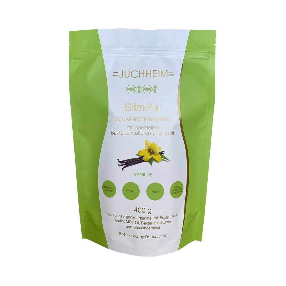 Dr. Juchheim Slim Pur Sojaprotein Drink