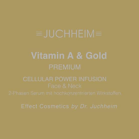 Dr. Juchheim Vitamin A und Gold Ampullen