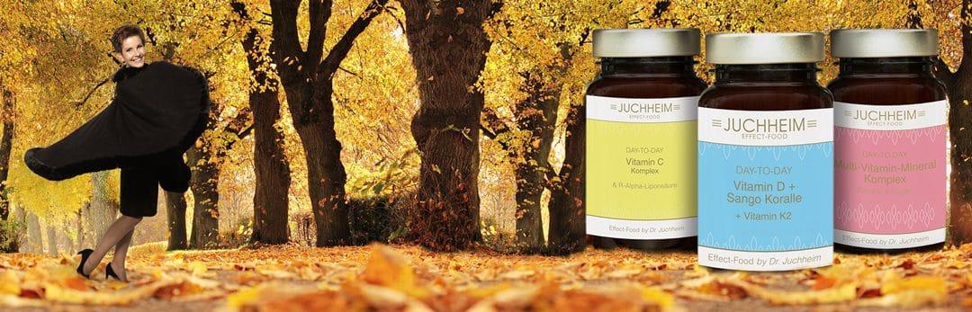 Herbstblues adé mit Vitamin D!