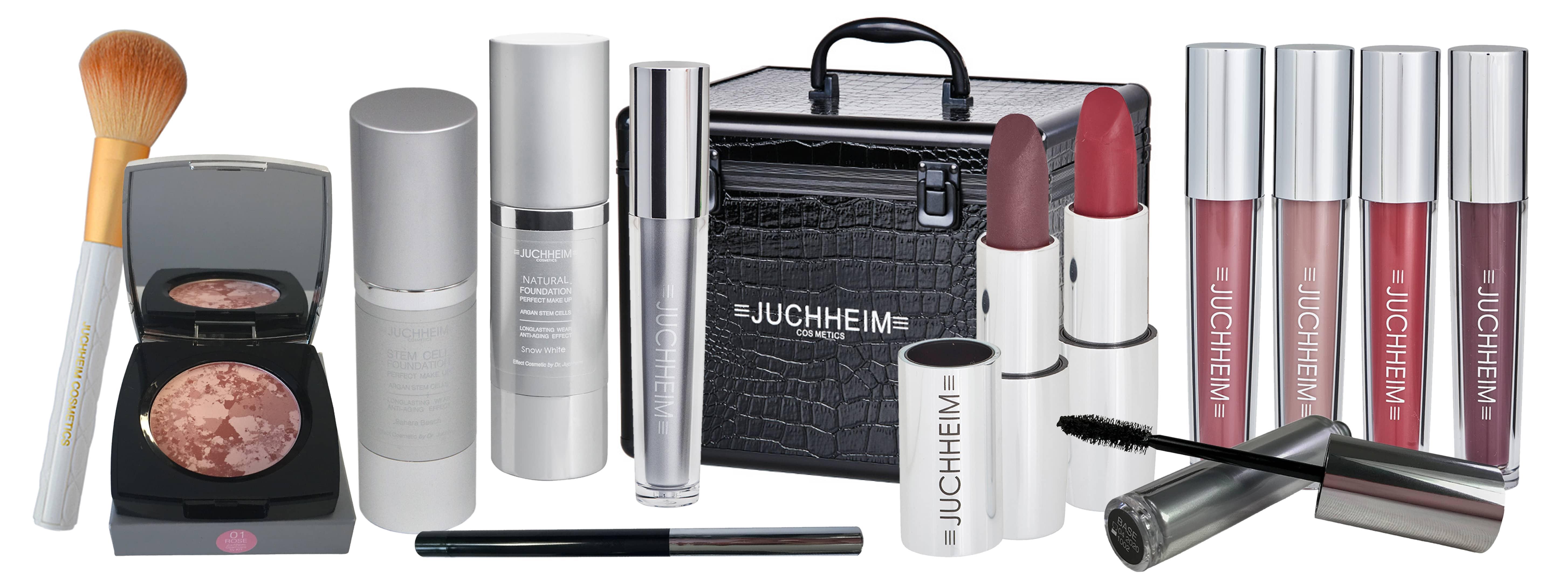Dr. Juchheim Dekorative Kosmetik Übersicht