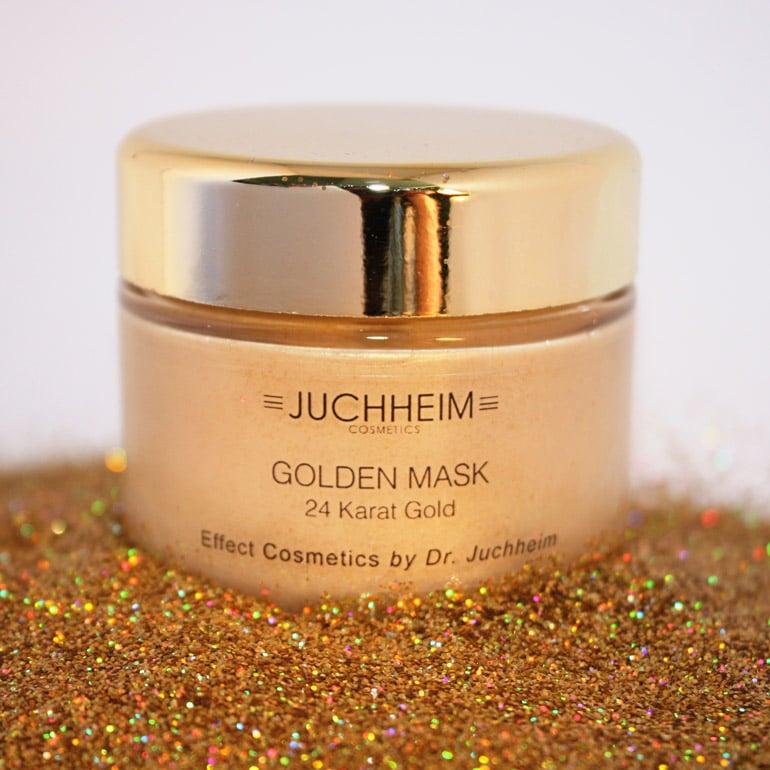 Dr. Juchheim Golden Mask 24 Karat Gold Effect Cosmetics