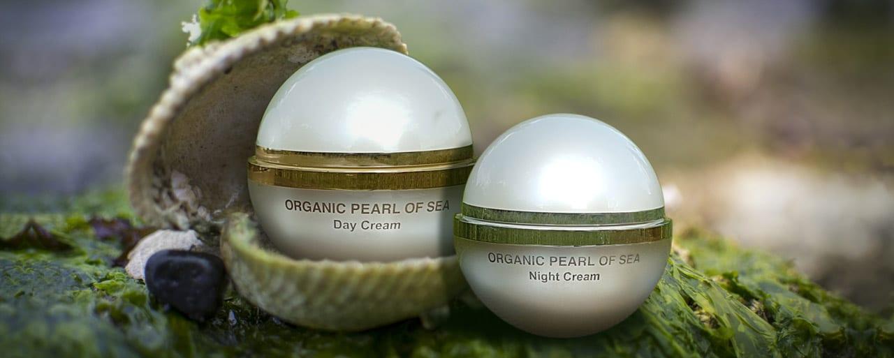 Dr. Juchheim Organic Pearl of Sea Day Night Cream